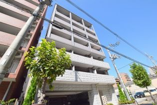 Mid Court 新大阪[4階]の外観