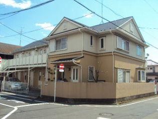 ファミーユ新田[1階]の外観