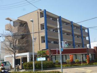 兵庫県西宮市高木東町の賃貸マンションの外観