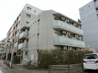 東京都世田谷区南烏山2丁目の賃貸マンションの外観