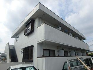 コーポ鈴木[2階]の外観