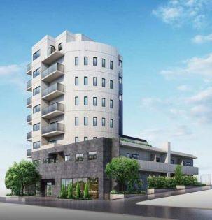 東京都港区西麻布4丁目の賃貸マンション