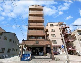 メゾンアンクレ[4階]の外観