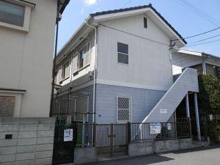 東京都小金井市本町1丁目の賃貸アパートの外観