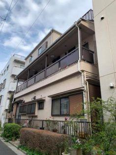 東京都葛飾区青戸3丁目の賃貸アパートの外観