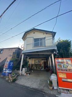 東京都調布市国領町3丁目の賃貸アパートの外観