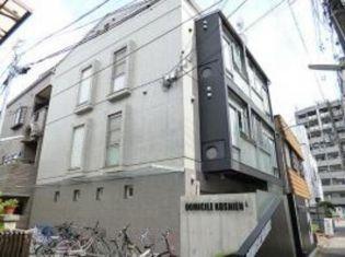 ドミール甲子園5[3階]の外観