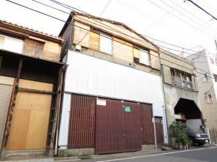 東駒荘[2階]の外観