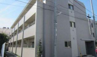 東京都調布市深大寺東町7丁目の賃貸マンションの外観