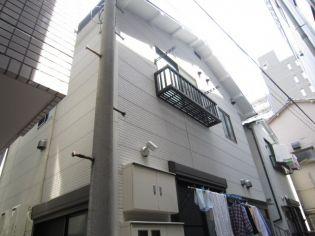 パールハイツ2号棟[201号室]の外観
