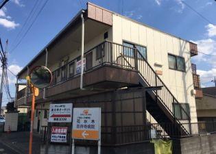 東京都調布市深大寺北町5丁目の賃貸マンション