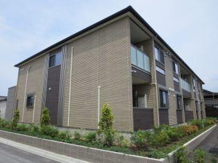 愛知県名古屋市港区東茶屋1丁目の賃貸アパートの外観