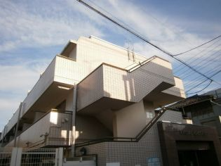 スカイコート西荻窪[2階]の外観