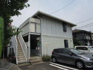 東京都三鷹市大沢5丁目の賃貸アパート