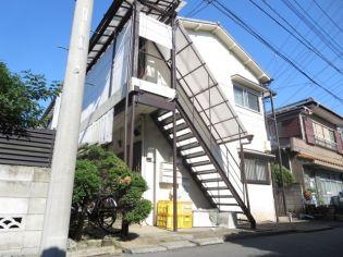 東京都三鷹市井口4丁目の賃貸アパート