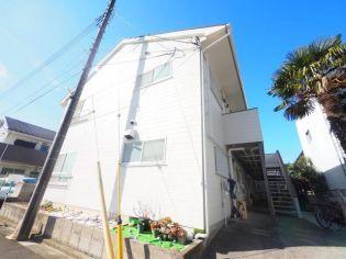 東京都三鷹市新川3丁目の賃貸アパート