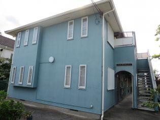 東京都小金井市緑町4丁目の賃貸アパート