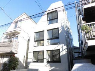 東京都目黒区鷹番3丁目の賃貸アパート