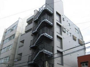 東京都墨田区立川2丁目の賃貸マンションの外観