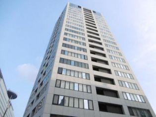 パークキューブ目黒タワー[4階]の外観