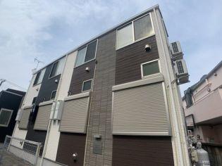 東京都世田谷区上北沢3丁目の賃貸アパート