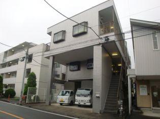 東京都三鷹市大沢4丁目の賃貸マンション