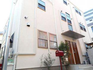 東京都世田谷区池尻3丁目の賃貸アパート
