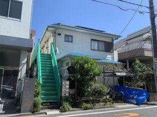 東京都杉並区宮前4丁目の賃貸アパート
