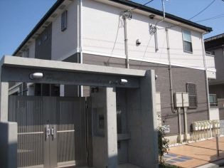 東京都杉並区浜田山1丁目の賃貸アパート