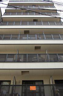 ウイングス[6階]の外観