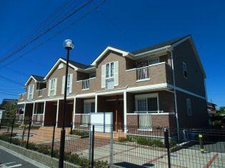 滋賀県愛知郡愛荘町野々目の賃貸アパートの画像