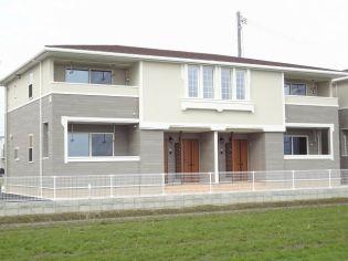 徳島県板野郡藍住町富吉字穂実の賃貸アパート