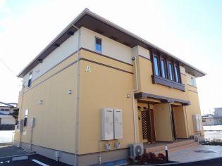 徳島県板野郡藍住町乙瀬字乾の賃貸アパート