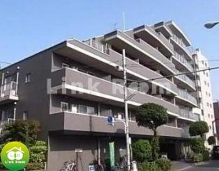 東京都世田谷区三軒茶屋2丁目の賃貸マンションの外観
