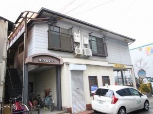 Aサンシティー 2階の賃貸【大阪府 / 八尾市】