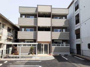 大阪府八尾市志紀町2丁目の賃貸アパート
