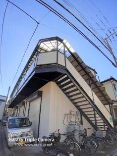埼玉県新座市新座1丁目の賃貸アパート