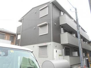 埼玉県新座市大和田1丁目の賃貸アパート