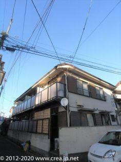 東京都板橋区赤塚4丁目の賃貸アパート