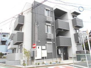 埼玉県川越市脇田本町の賃貸アパート