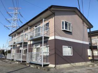 埼玉県坂戸市大字浅羽の賃貸アパート