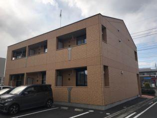 埼玉県坂戸市にっさい花みず木5丁目の賃貸アパート