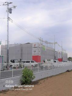 埼玉県新座市野火止3丁目の賃貸アパート