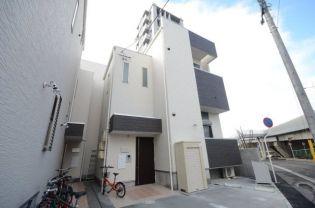 広島県広島市南区宇品西2丁目の賃貸アパート