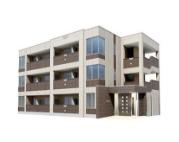 福岡県久留米市御井旗崎4丁目の賃貸マンションの画像