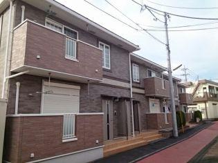 東京都日野市日野本町1丁目の賃貸アパート
