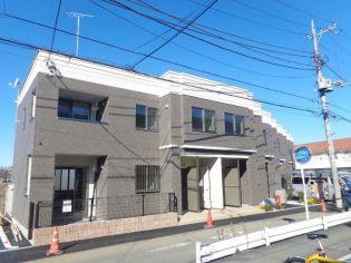 東京都日野市平山5丁目の賃貸アパート