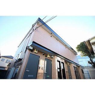 東京都日野市多摩平6丁目の賃貸アパート