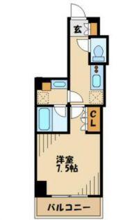 DUO STAGE 町田MAXIV[2階]の間取り