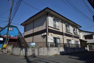 上鶴間コーポ 1階の賃貸【神奈川県 / 相模原市南区】